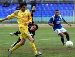 Комичен вратар, юноша на ЦСКА, подари победата на Левски в Своге