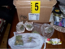 Двама наркодилъри са задържани при спецоперация на полицаи от РУМВР-Ботевтград
