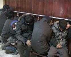 Хванаха шестима, откраднали 1 тон кабели
