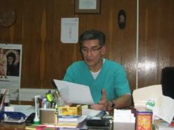 Д-р Филев е получил покана за работна среща в София