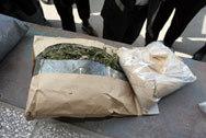 Иззеха 8 кг. марихуана от дома на 58-годишен