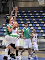 Момчетата на Балкан паднаха от БУБА баскет