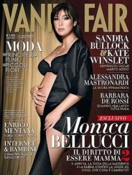 Моника Белучи - все така красива и бременна