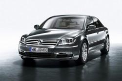 VW показа новия Phaeton