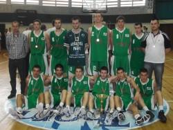 Юношите на Балкан със сребърни медали!
