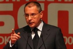Станишев: Само с арести не се управлява