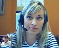 Групов видеочат обогатява Skype