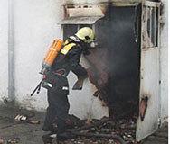 Мъж загина при пожар в Батак