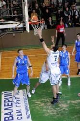 Балкан сломи Рилски спортист в първия мач