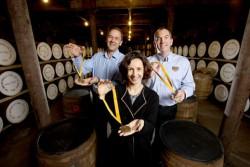 Bushmills обира наградите на конкурс за алкохол