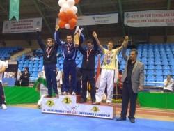 Цветолюб Илиев със златен медал в Одрин