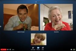 10 видео разговора в група позволява новият Skype