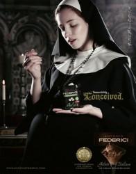 Реклама на сладолед скандализира пуритани