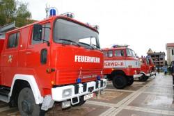 Огнеборците от ОДМВР-София получиха дарение от Германия