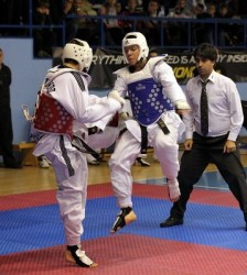 Сунг Ри с 4 медала в Белград на турнира Галеб
