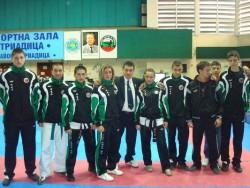 Таек Кион с 9 медала от София Оупън