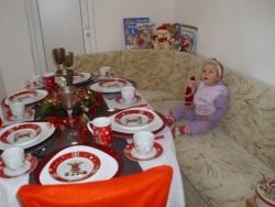 Семейство от Литаково си подреди коледно-новогодишна стая