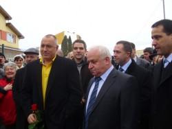Премиерът Бойко Борисов и кметът Георги Георгиев откриха Дома за възрастни хора в Ботевград