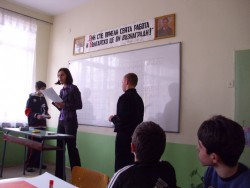 """Състезание по английски език се проведе в ОУ """"Васил Левски"""" – Ботевград"""
