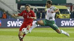 Без гол и без Евро 2012 за България и Швейцария