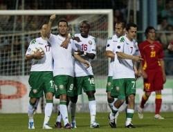 България изпусна Черна гора и Евро 2012