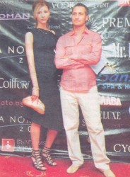 """Героите от """"Биг Брадър"""" Ванеса и Цветелин сред гостите на Годишните СПА награди"""