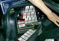 """Нова """"мода"""" сред трафикантите на цигари"""