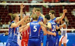 Русия детронира Бразилия на волейбол