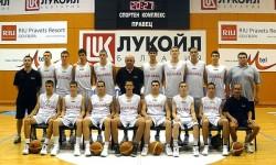 Радослав Кочев в състава на България (16) за европейското за кадети