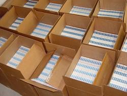 Разбиха склад с контрабандни цигари
