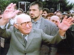 Валентин Златев не участва в честването на Тодор Живков