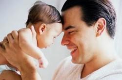 Мъжете губят хормона тестостерон, когато станат бащи