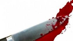 32 - годишен наръга с нож брат си