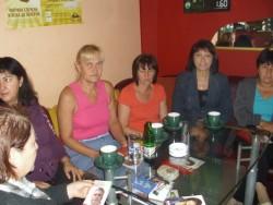 """Кандидатът за кмет Петя Кочкова се срещна с живеещи в квартал """"Васил Левски"""""""