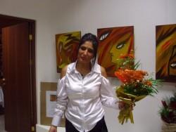 Снежана Петрова от Мездра представя свои картини в Исторически музей – Ботевград