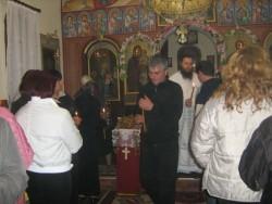 Отец Борис: Както Св.апостол Павел е казал, християнското семейство е една малка църква