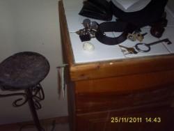 Хванаха служител на Софийския затвор с хероин