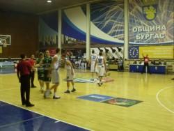 Балкан побеждава в Бургас 81-71