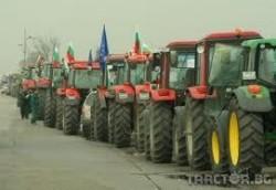 Протестиращите зърнопроизводители тръгнаха към София