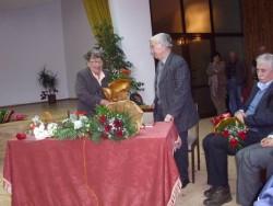 Два билета за околосветско пътешествие ще получи  Кера Михайлова лично от кмета Георгиев