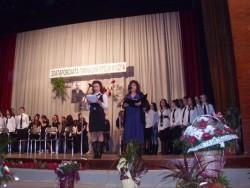 """Книгата """"Златаровската гимназия в Ботевград"""" бе представена на патронния празник на ПМГ """"Акад. проф.д-р Асен Златаров"""""""