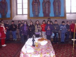 Отец Тошко отслужи панихида в памет на Левски и сподвижниците му от нашия край