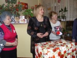 Жените от ГЕРБ поднесоха подаръци на три клуба в Ботевград