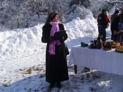 Таня Банкова е едно от имената в дългия списък на местните самодейци