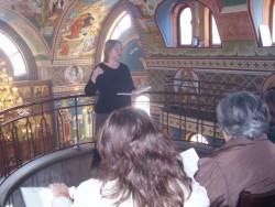 Църковният хор ще представи църковни и светски песни на съботното матине в музея