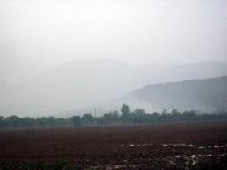 Ботевград отново обгазен