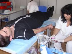 30 студенти от МВБУ са изявили желание да дарят кръв