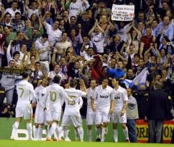 Реал Мадрид е шампион на Испания