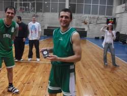 Иван Гавалюгов вкара 42 точки, но Балкан отпадна на четвъртфинала в  САБЛ