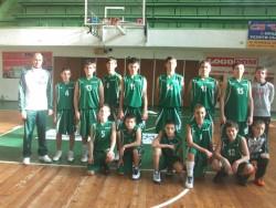 14-годишните момчета на Балкан с победа и загуба на зоната в Самоков
